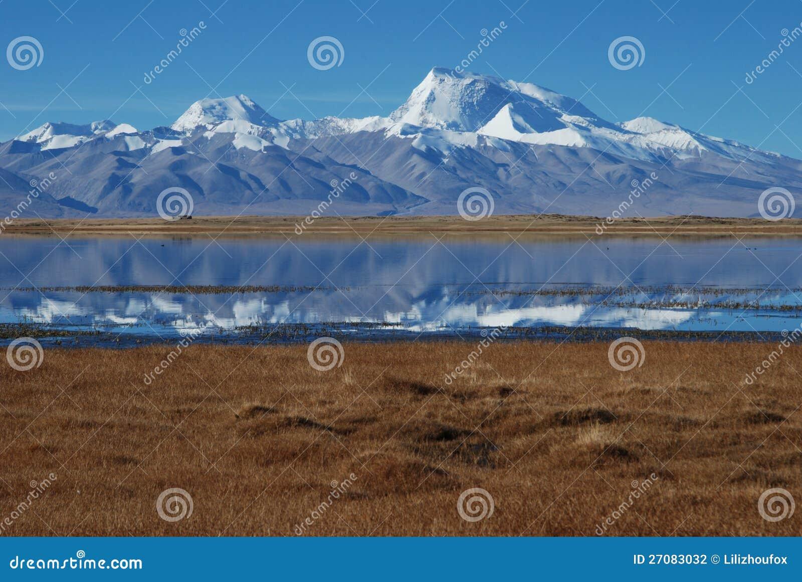 Λίμνες στο Θιβέτ