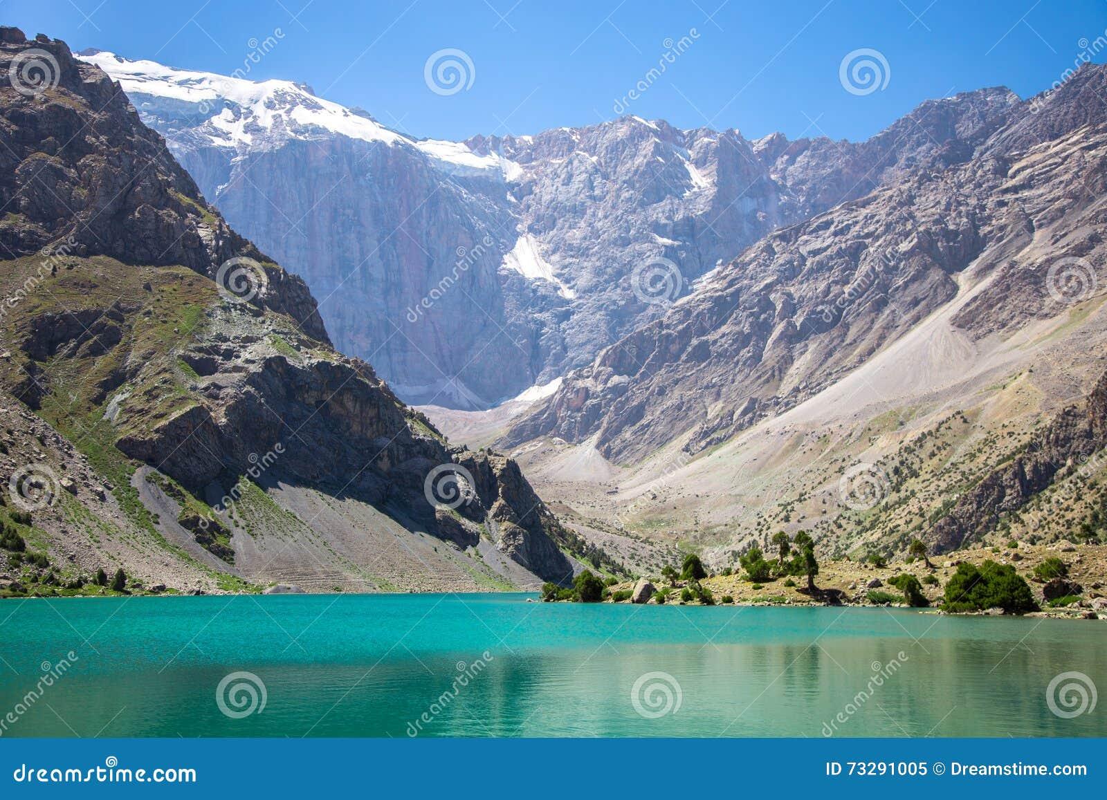 Λίμνες Kulikalon, βουνά Fann, τουρισμός, Τατζικιστάν