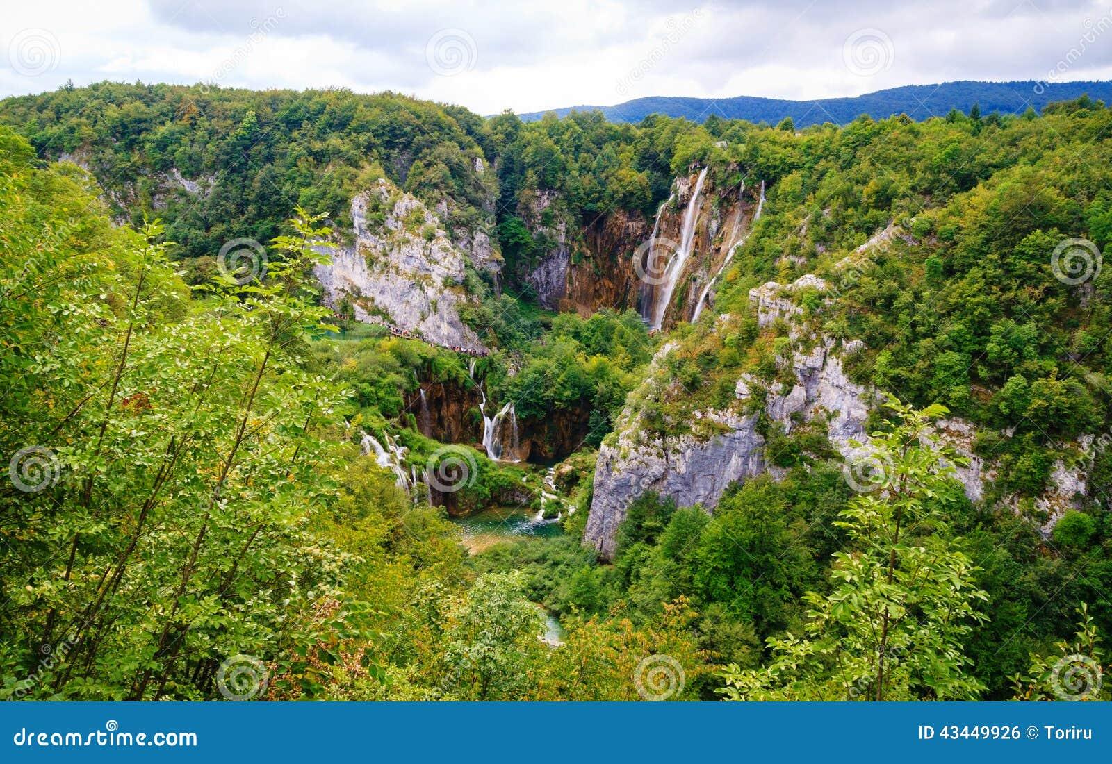 Λίμνες Plitvice