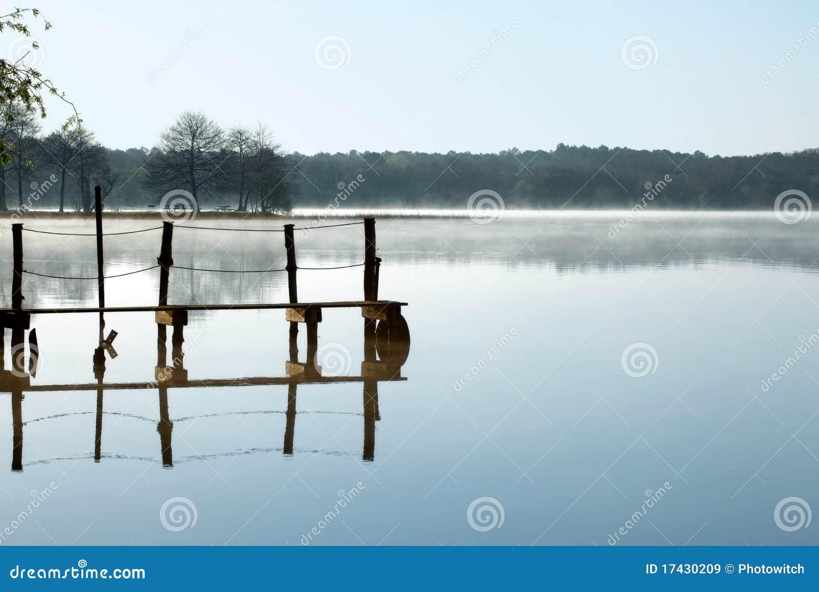 λίμνη γαλήνια