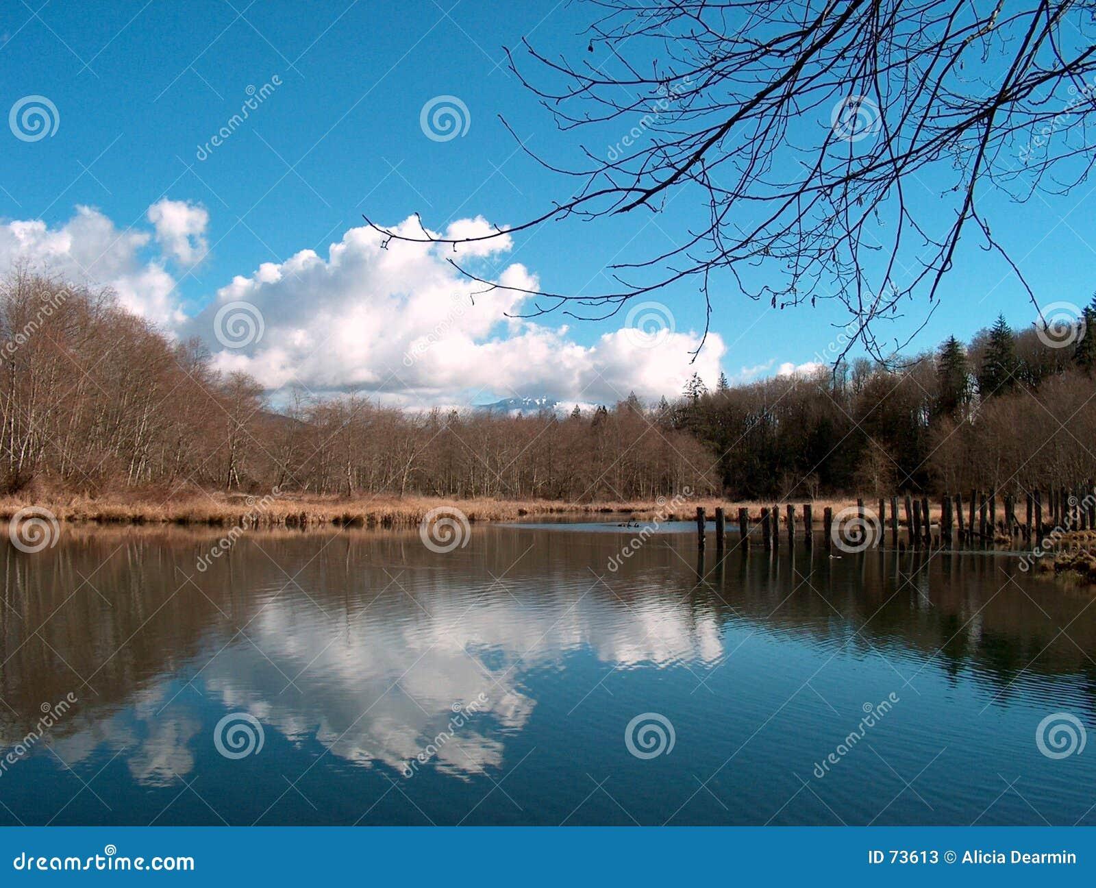 λίμνη μύλων