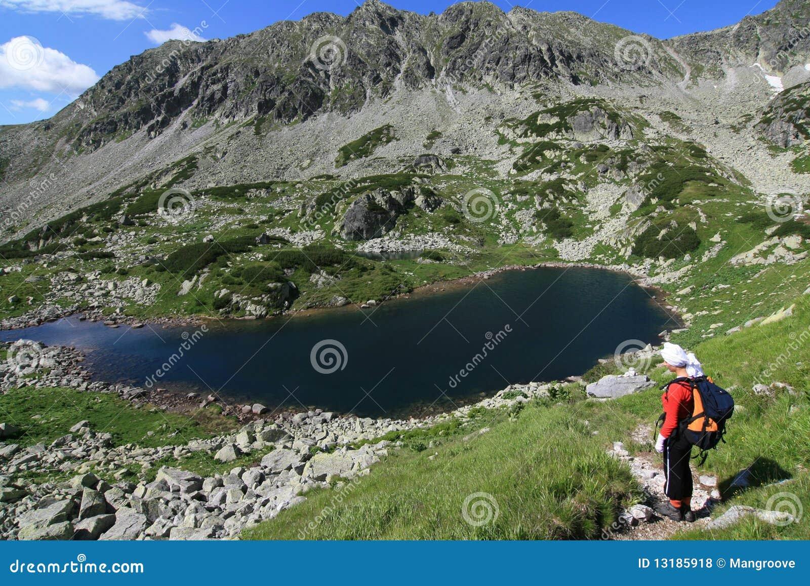λίμνη οδοιπόρων