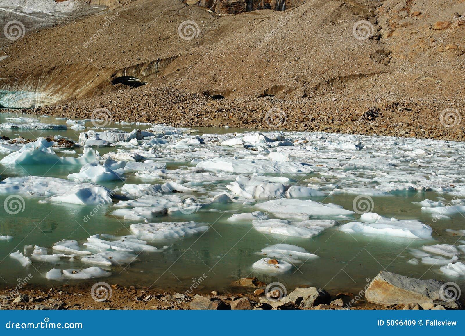λίμνη παγετώνων
