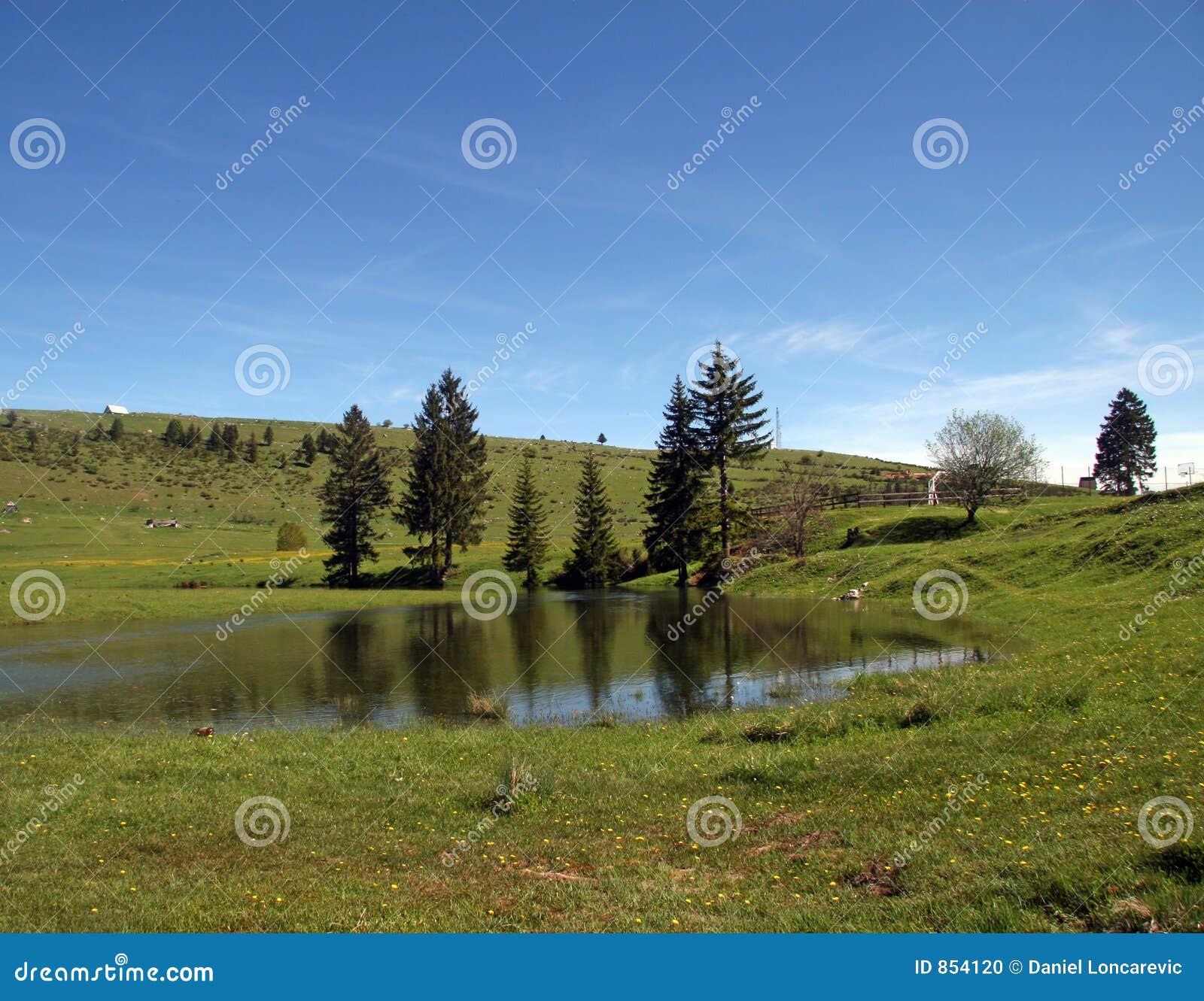 λίμνη πεδίων