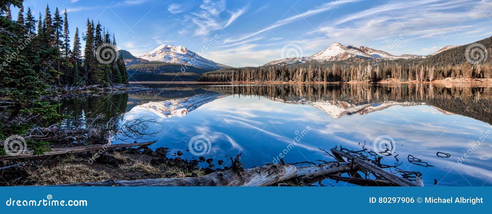 Λίμνη σπινθήρων, Όρεγκον