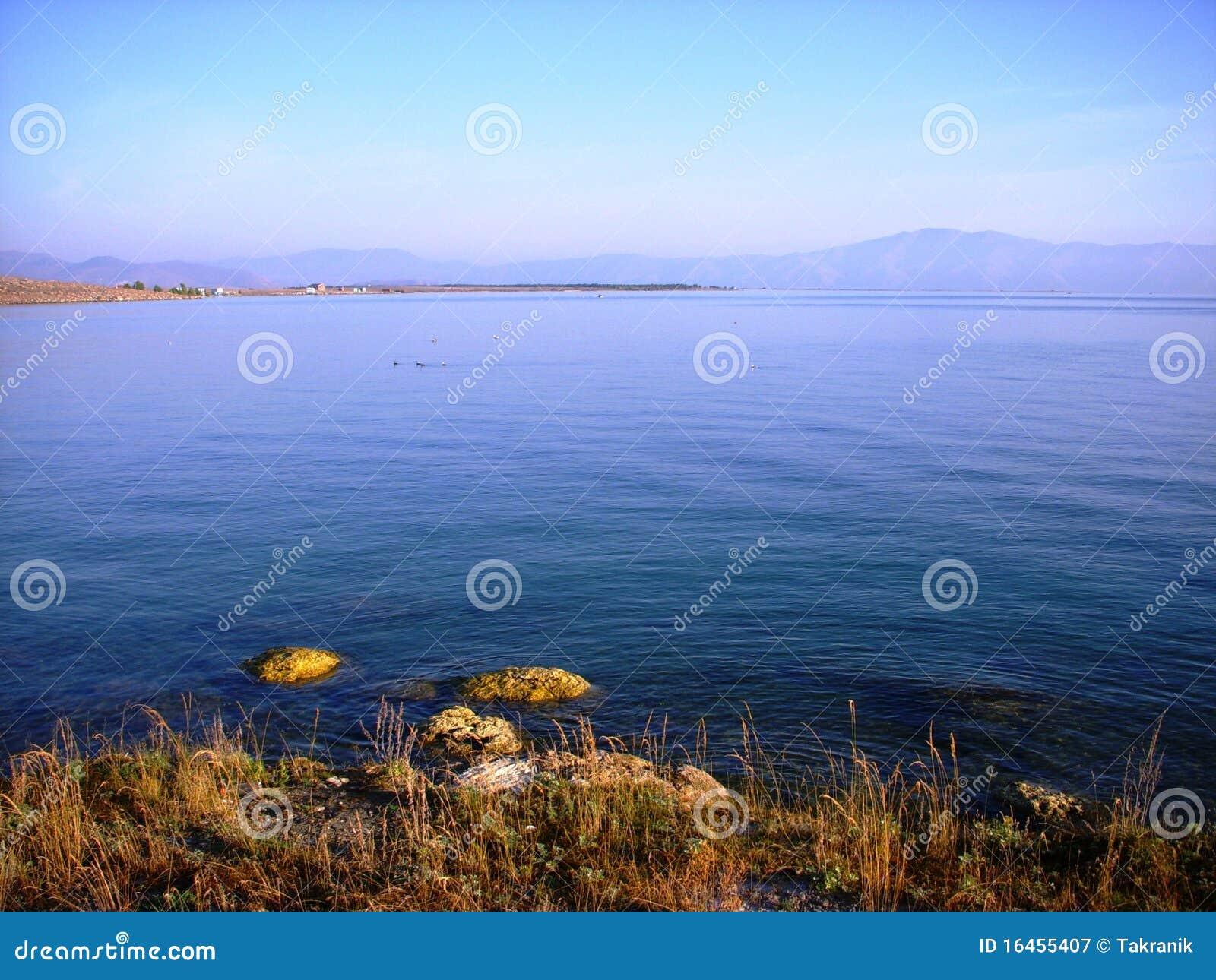 λίμνη της Αρμενίας sevan