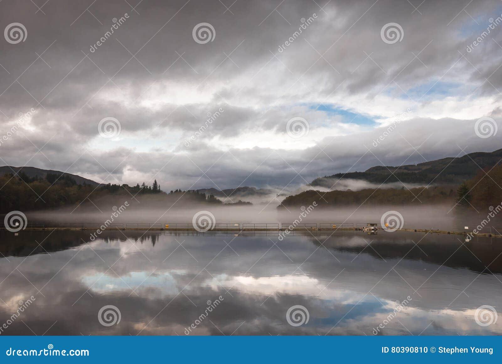 Λίμνη Faskally