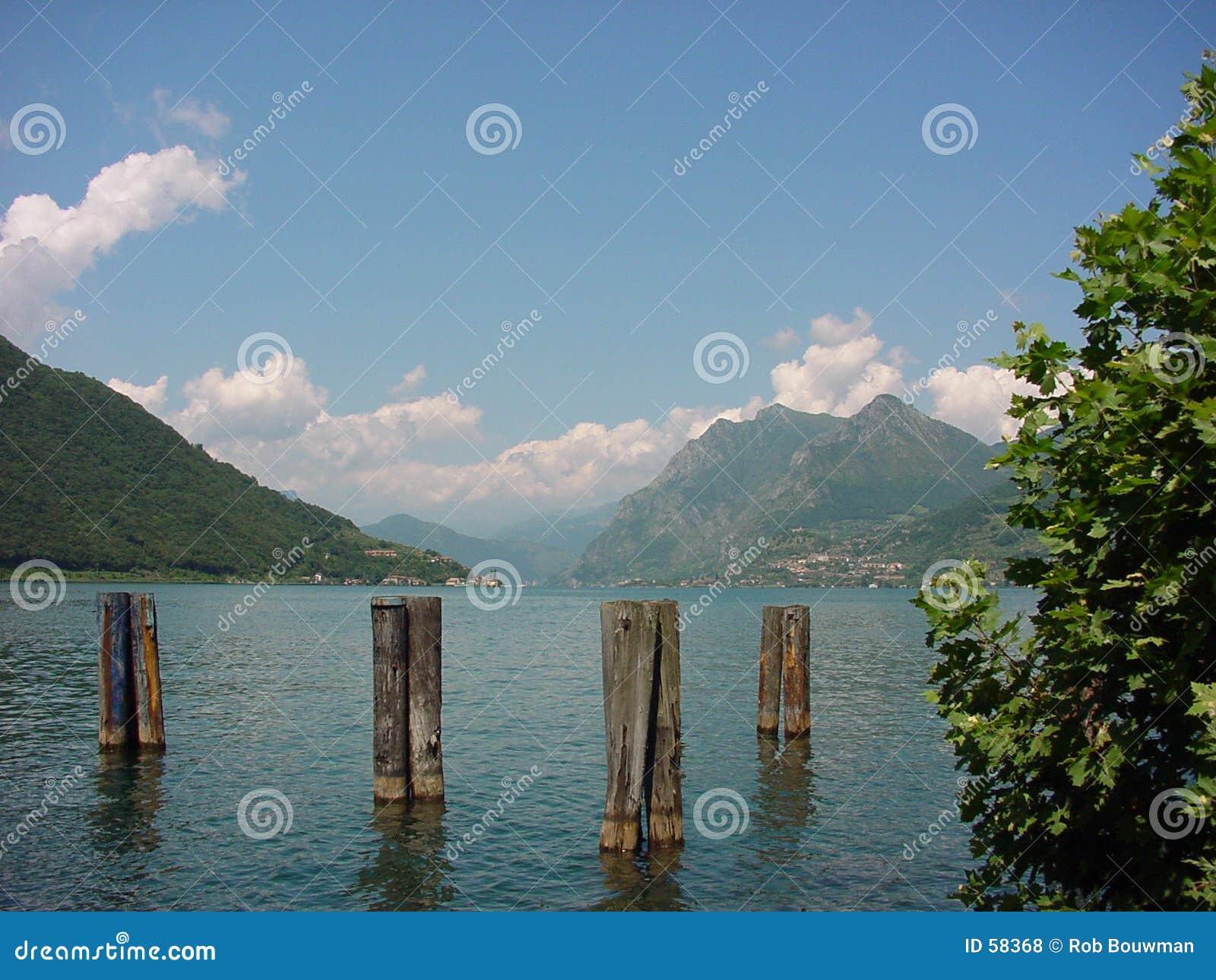 λίμνη garda
