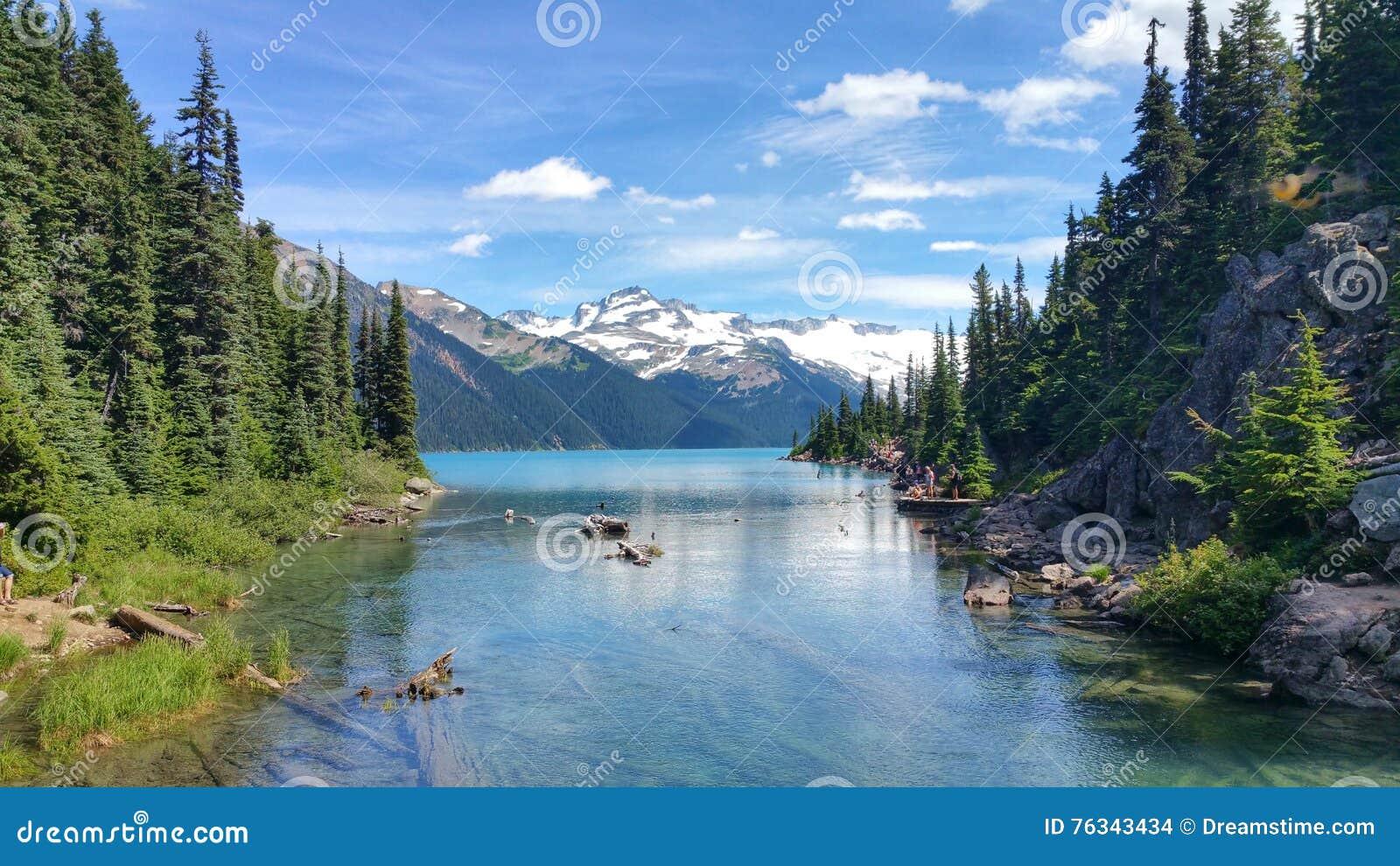 Λίμνη Garibaldi