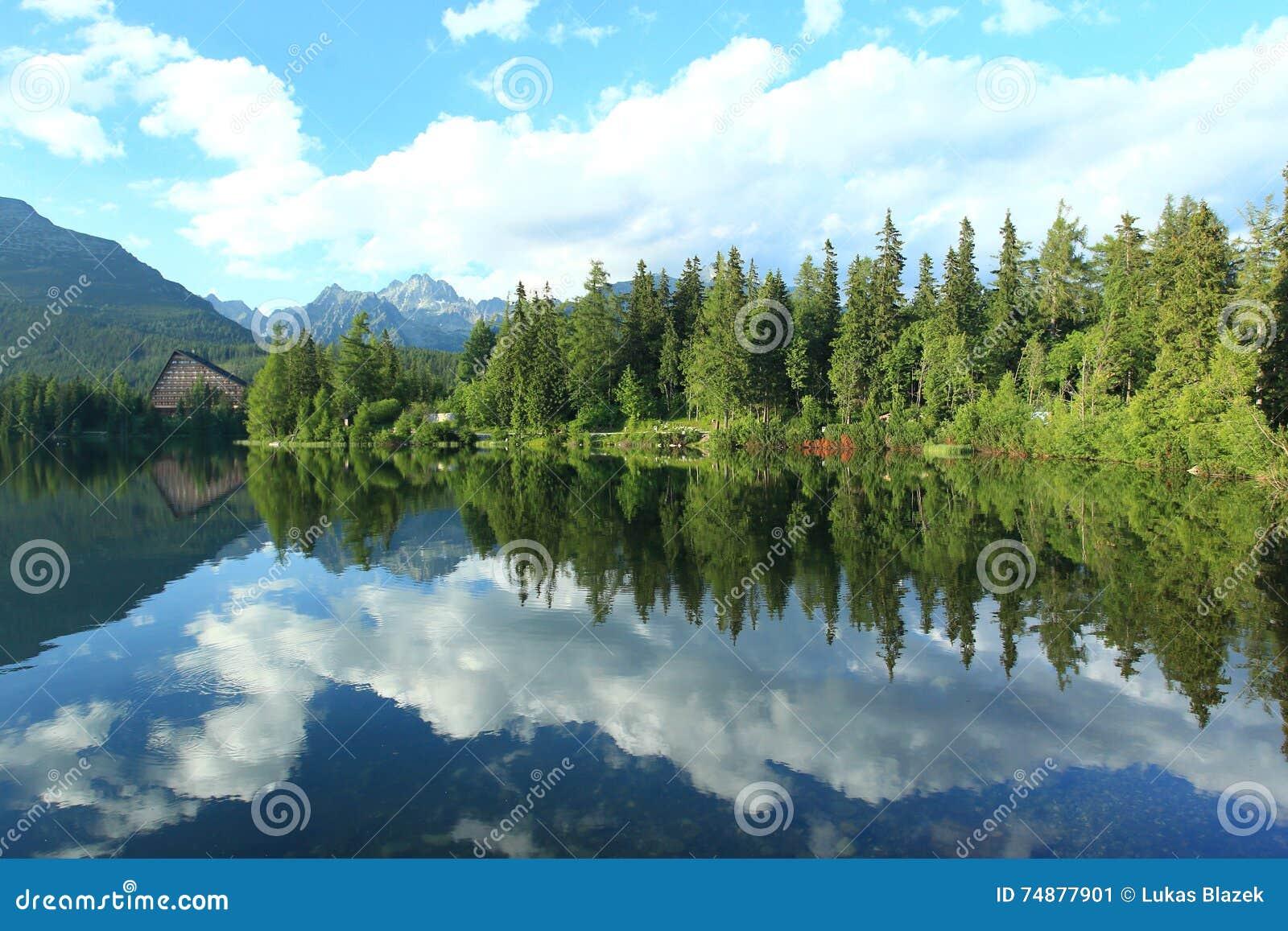Λίμνη Strbske