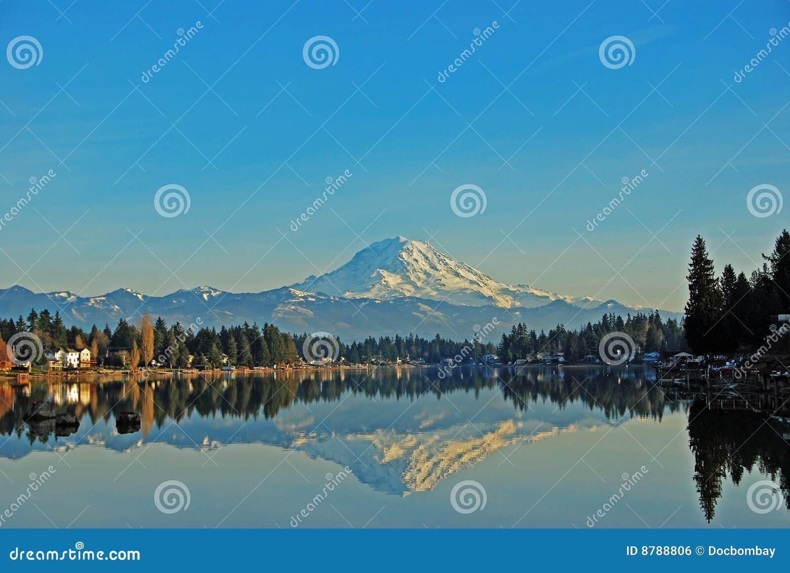 λίμνη tapps