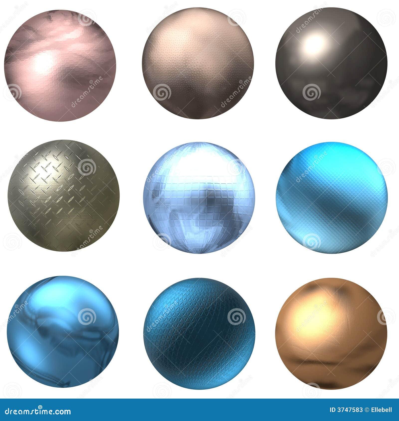 λαμπρός Ιστός κουμπιών σφα