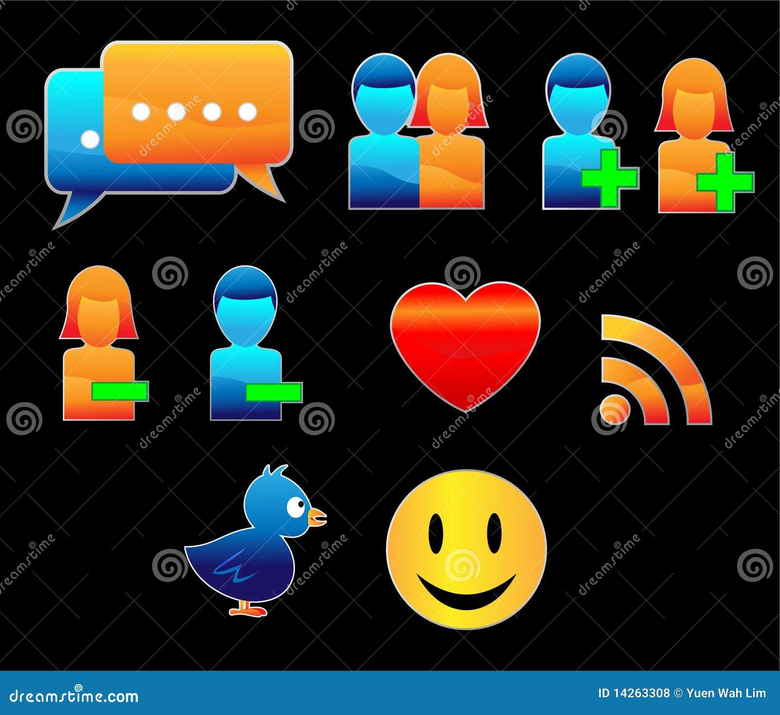 λαμπρός κοινωνικός Ιστός 10 &
