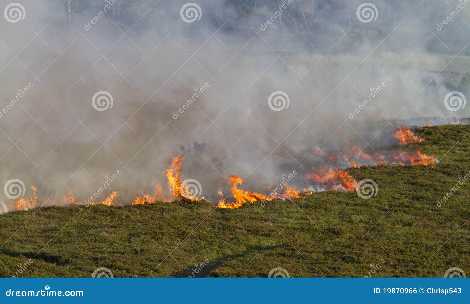 λαντ πυρκαγιάς