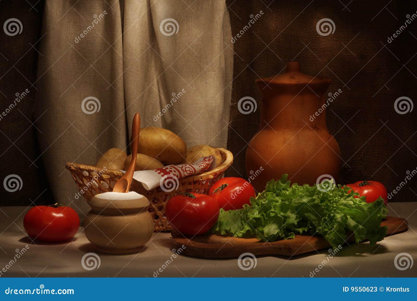 λαχανικά ζωής ακόμα