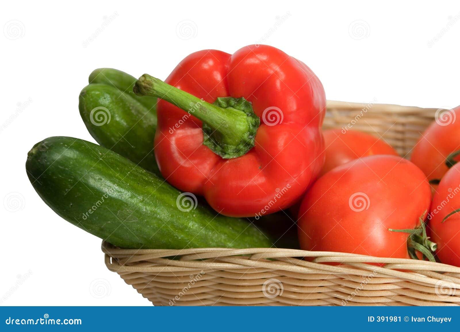 λαχανικά καλαθιών
