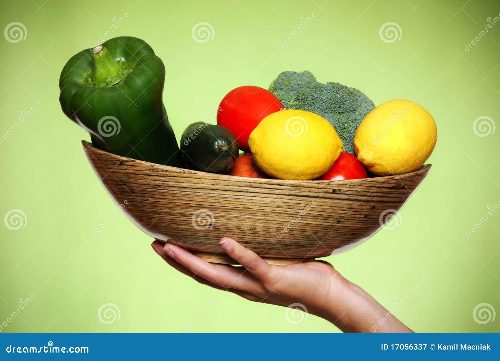 λαχανικά κύπελλων