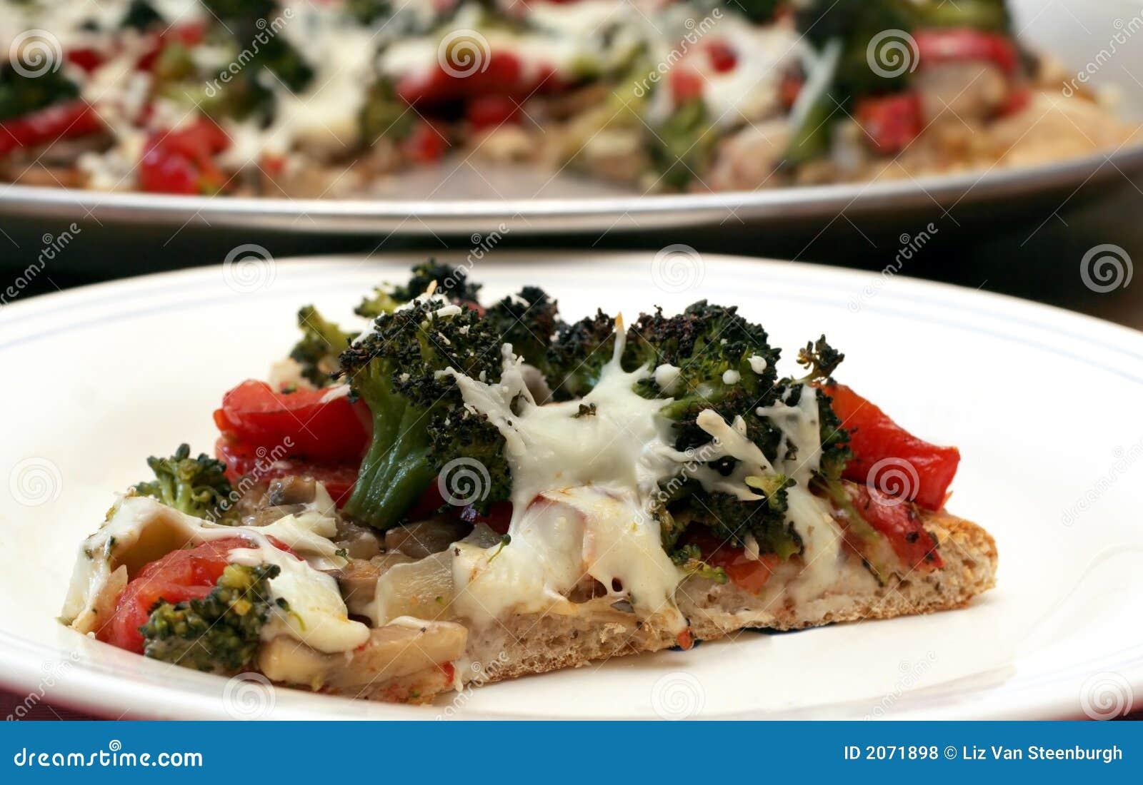 λαχανικό πιτσών