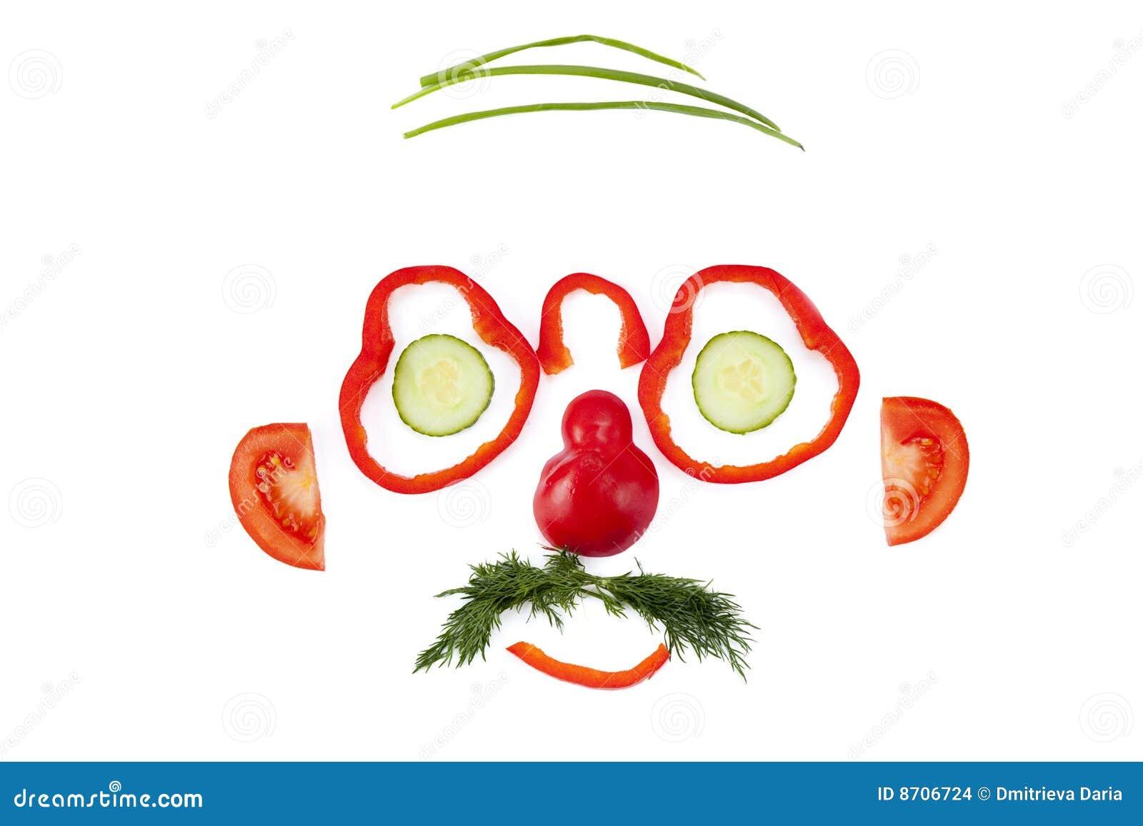 λαχανικό προσώπου