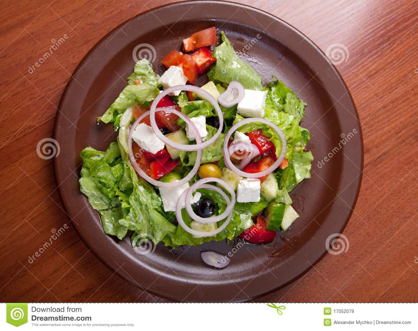 λαχανικό σαλάτας τυριών