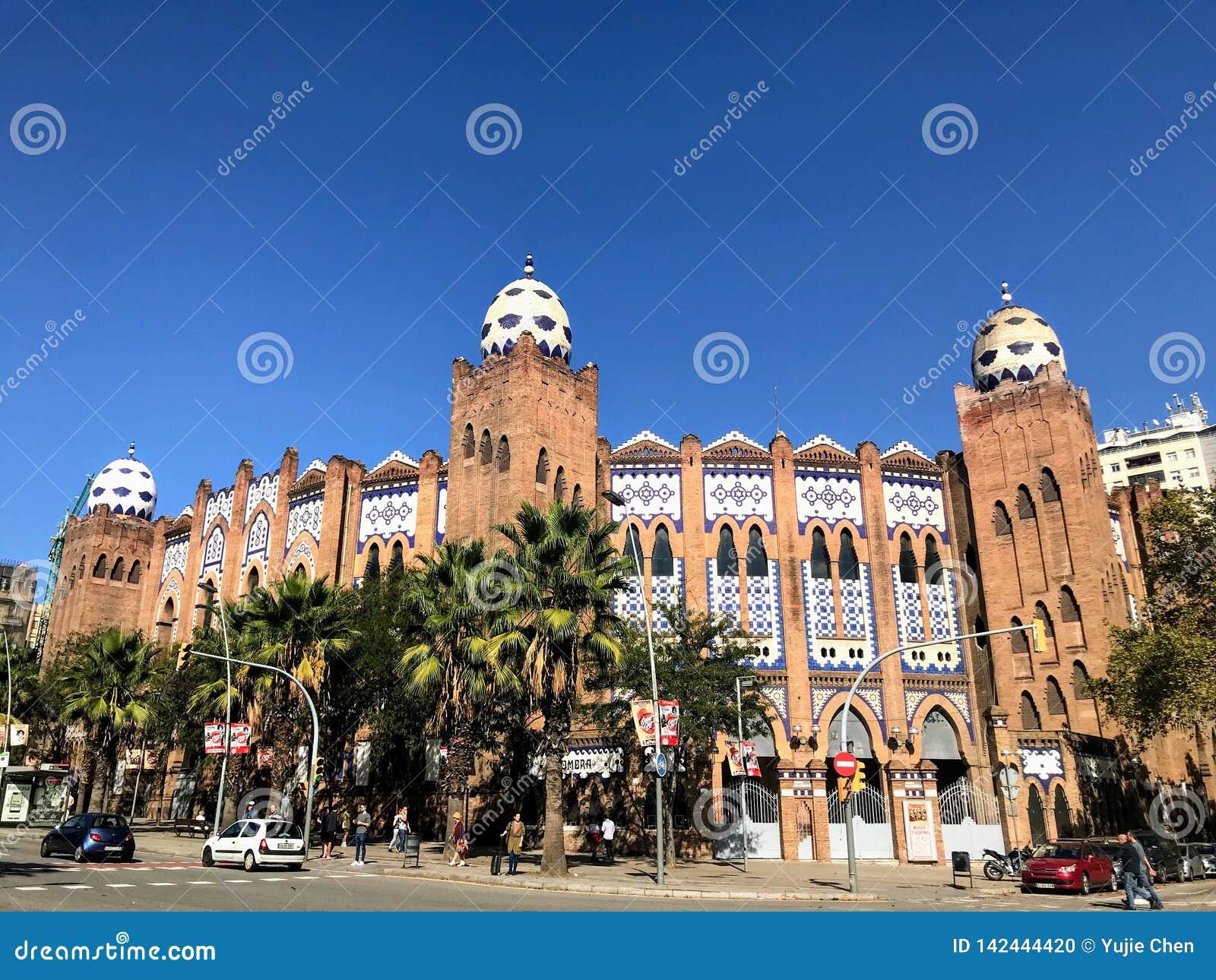 Λα μνημειακό, Βαρκελώνη