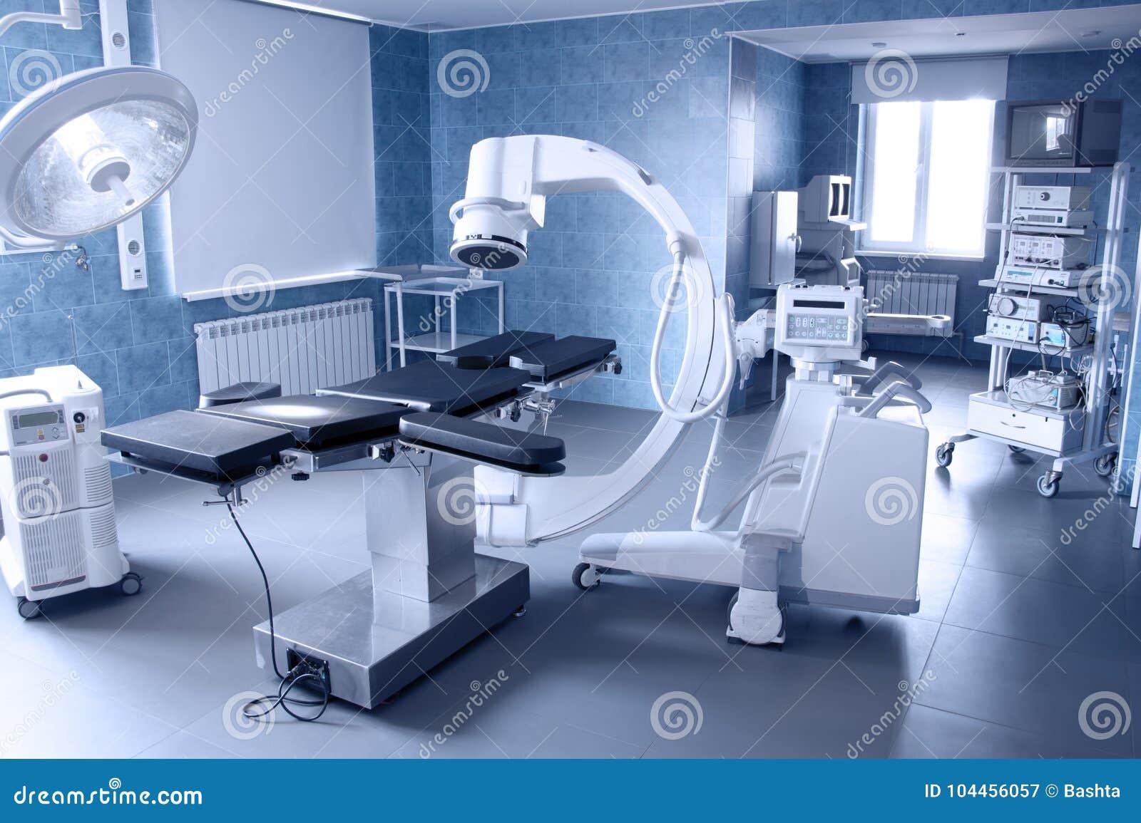 Λειτουργία νοσοκομείων Ιατρικός εξοπλισμός