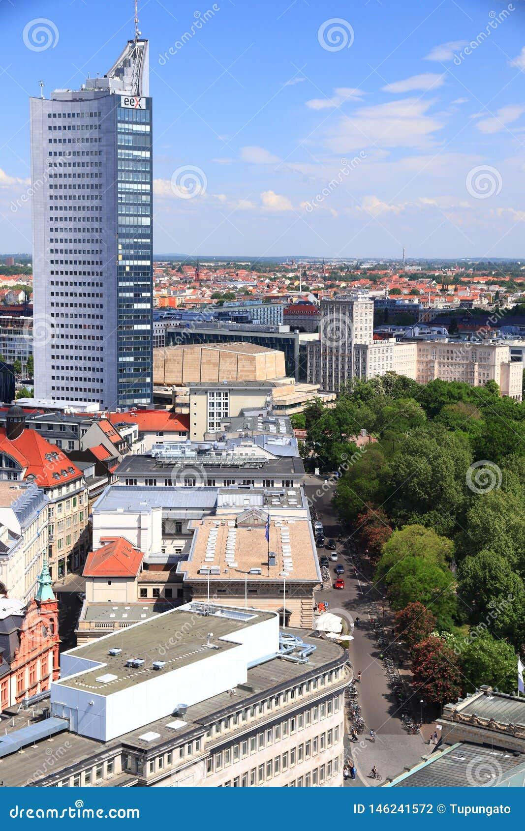 Λειψία, Γερμανία