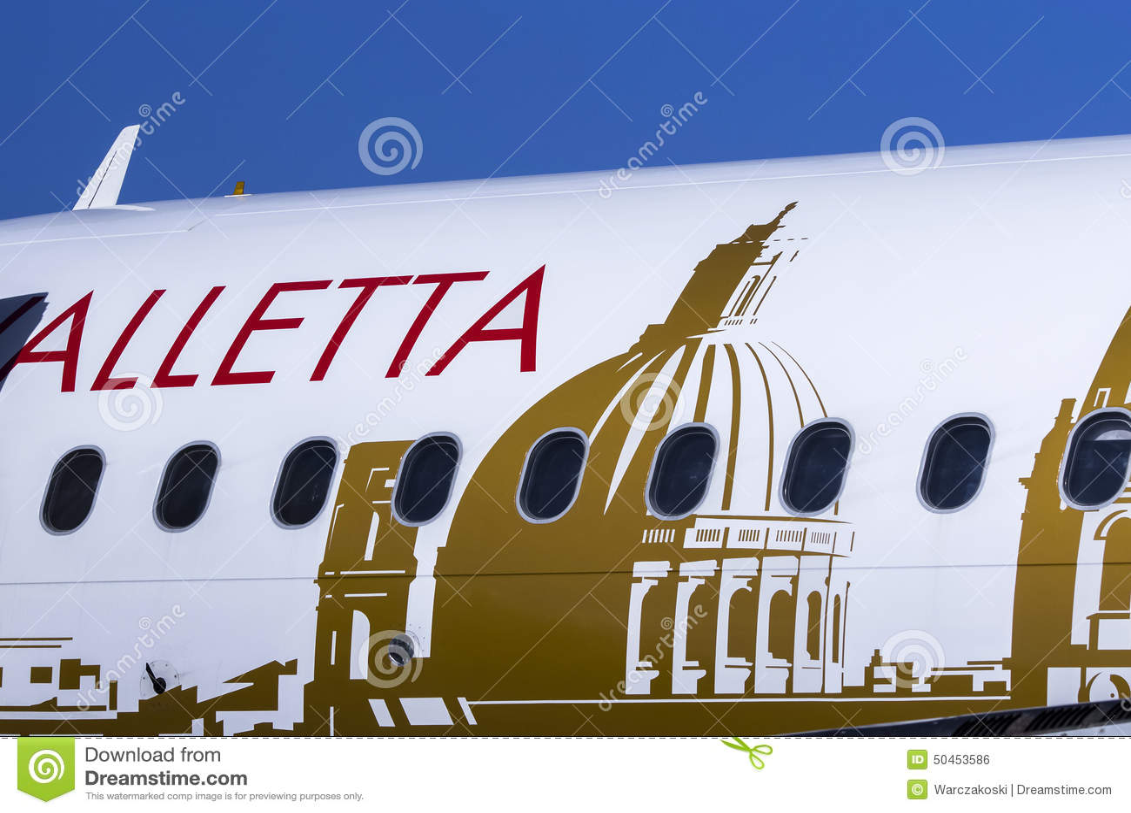 Λεπτομέρειες επιβατηγών αεροσκαφών