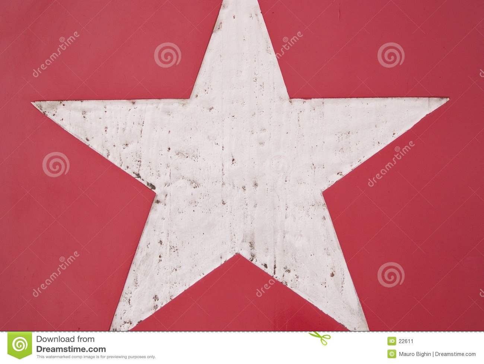 λευκό αστεριών