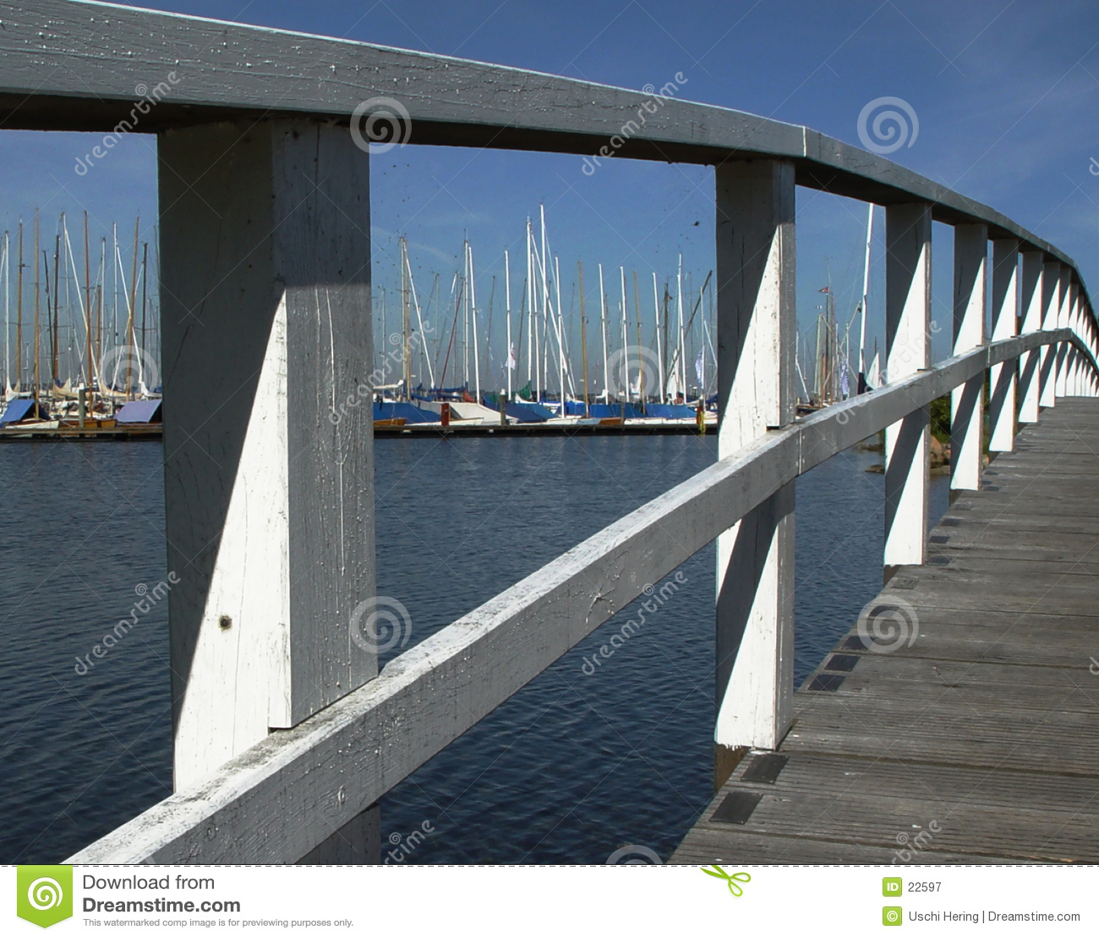 λευκό γεφυρών