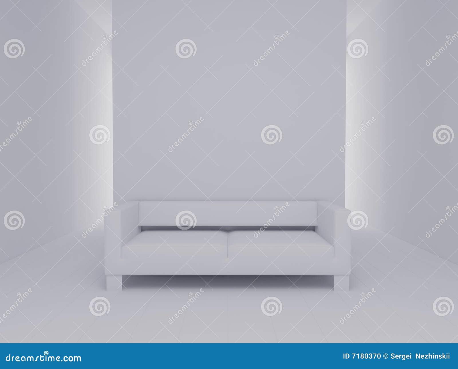 λευκό καναπέδων δωματίων