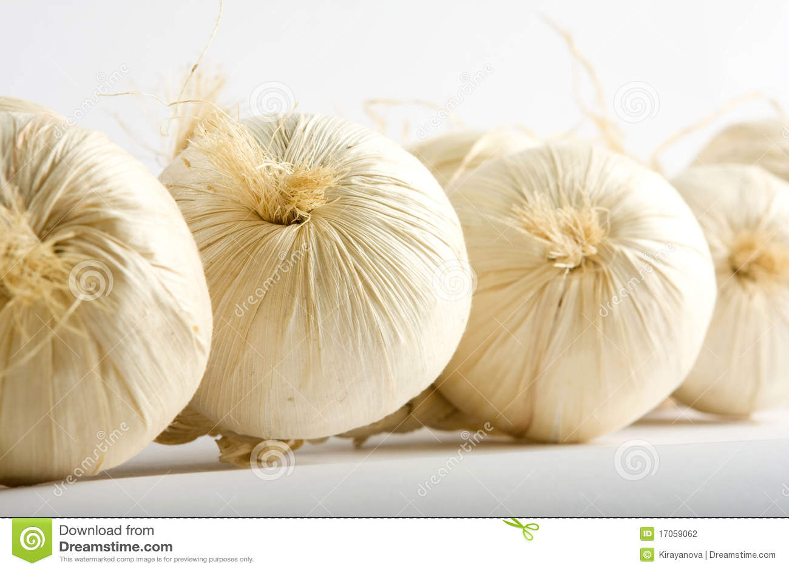 λευκό κρεμμυδιών