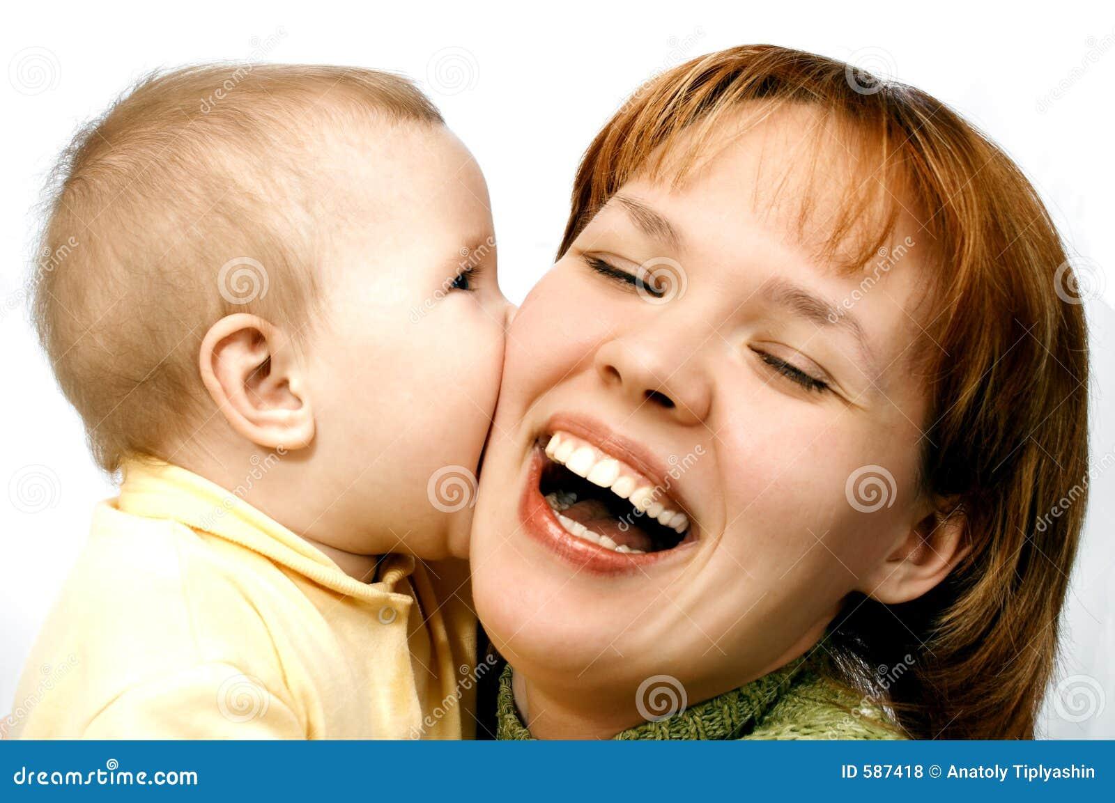 λευκό μητέρων μωρών