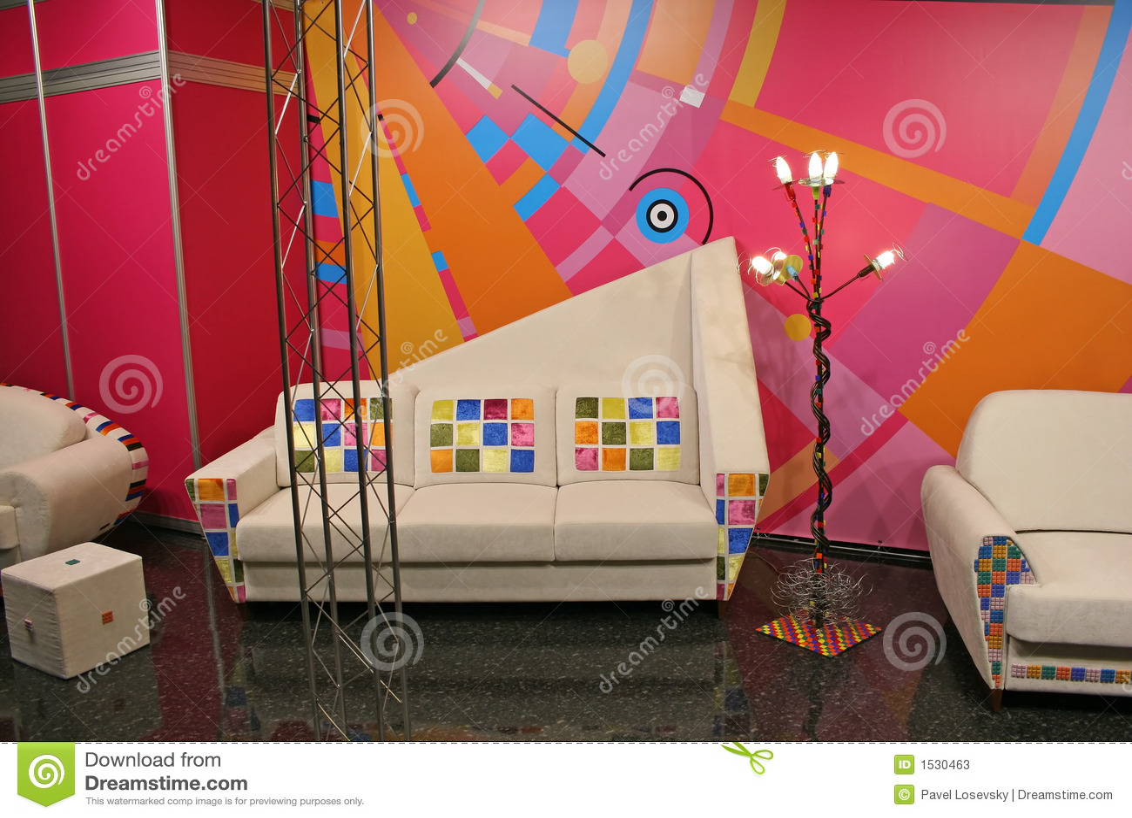 λευκό σημείων καναπέδων χ&rh