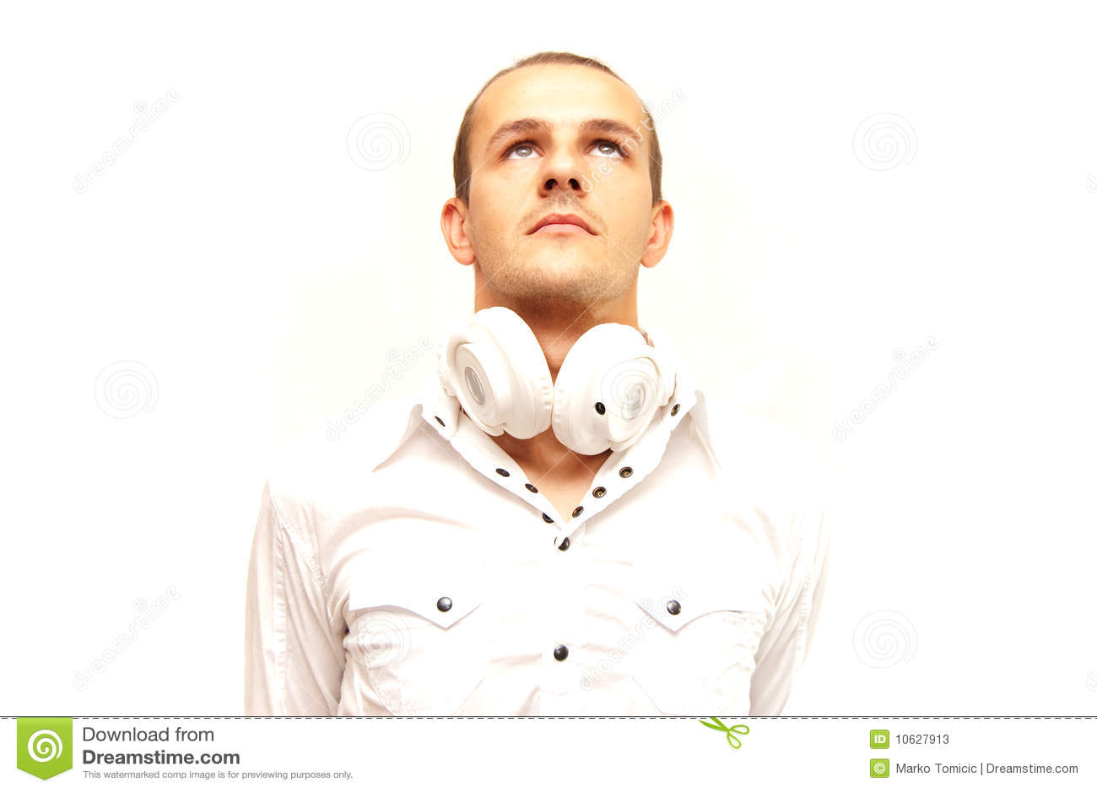 λευκό του DJ