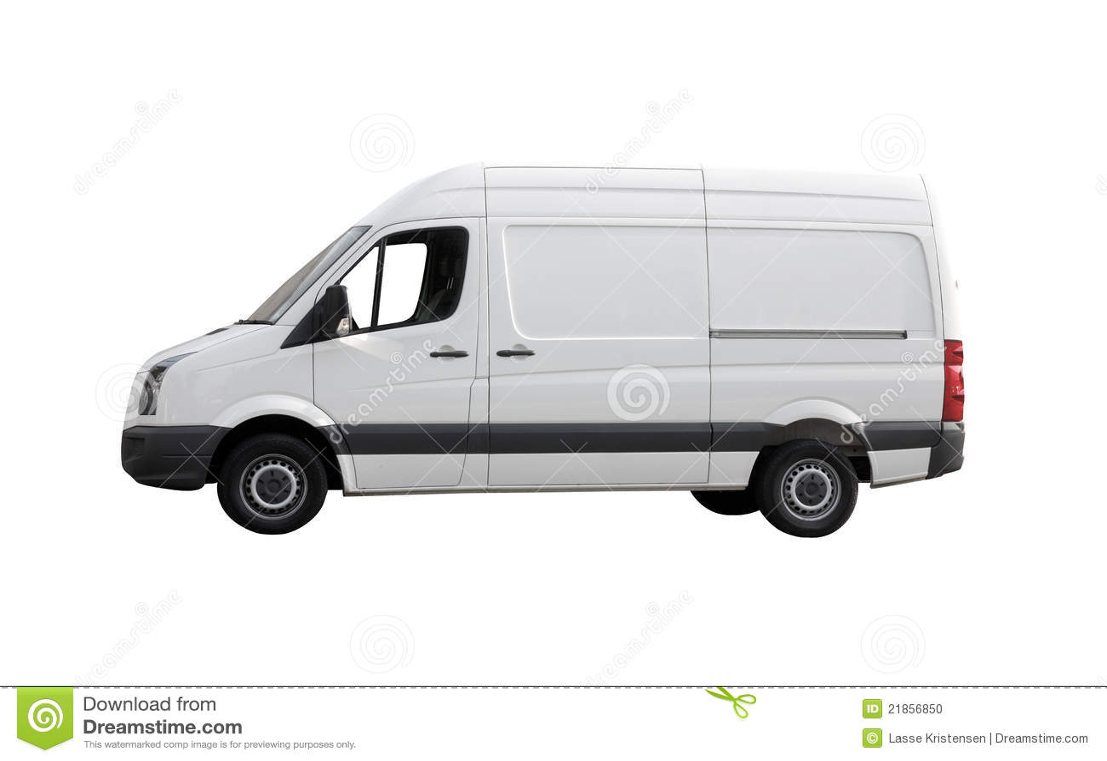 λευκό φορτηγών