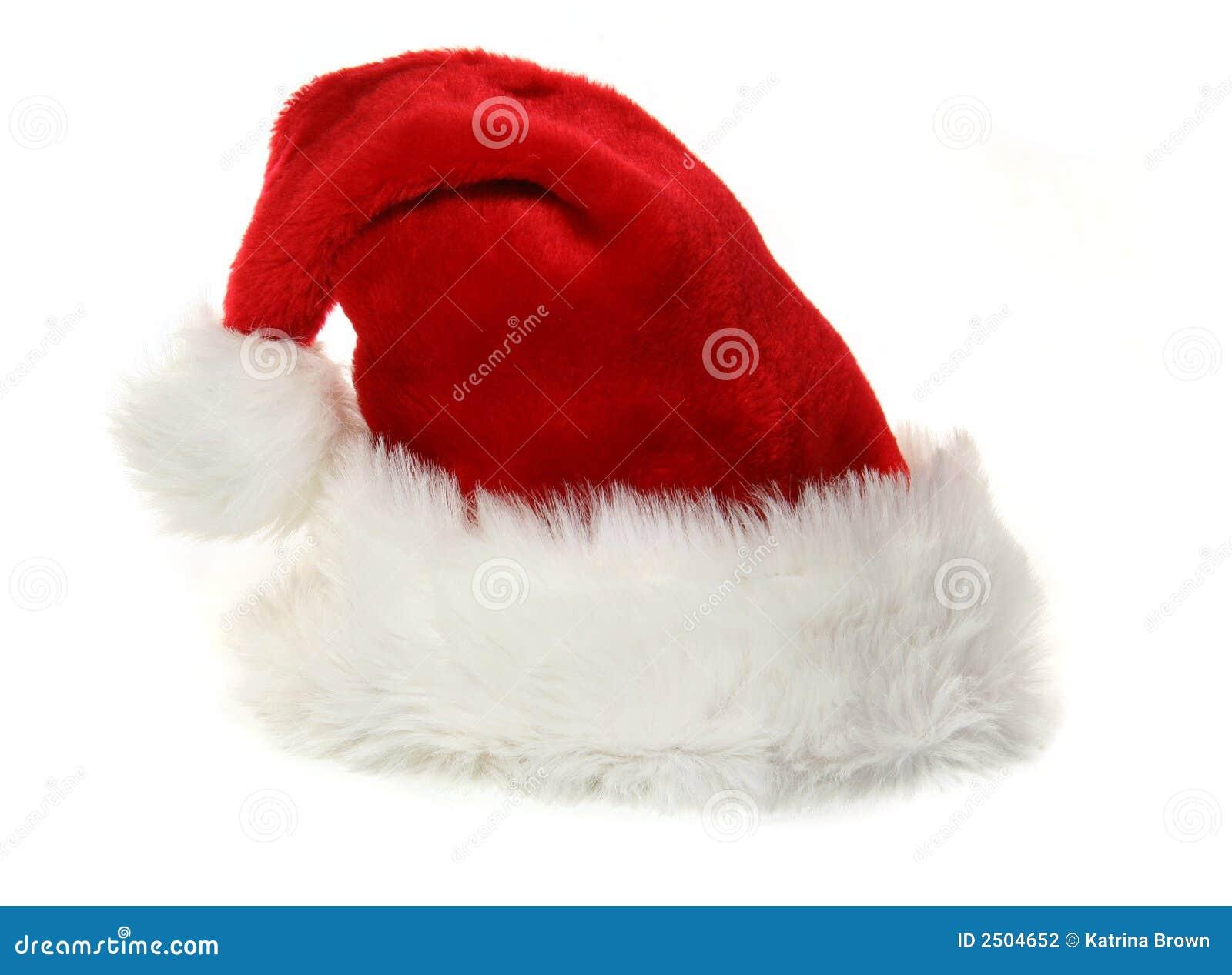 λευκό santa καπέλων Claus