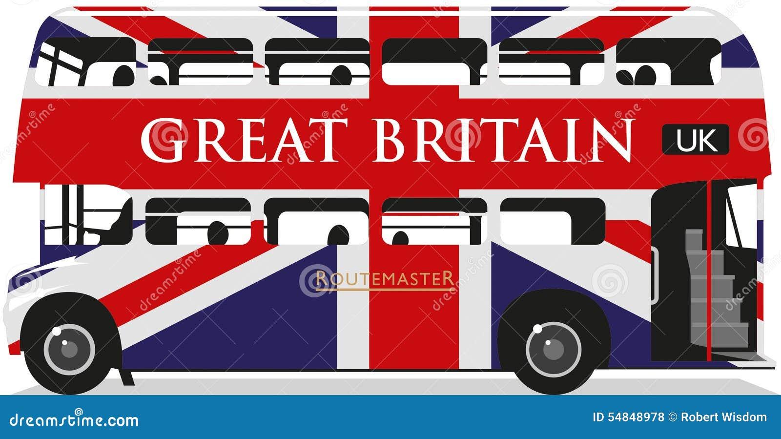 Λεωφορείο του Union Jack Routemaster
