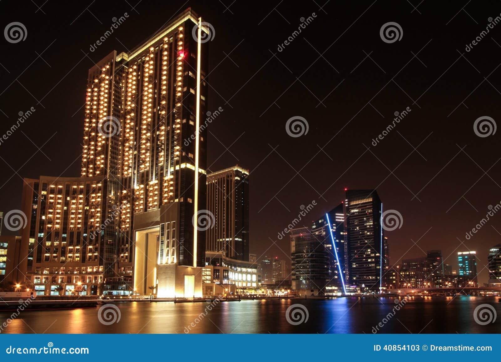 Λεωφόρος μαρινών του Ντουμπάι
