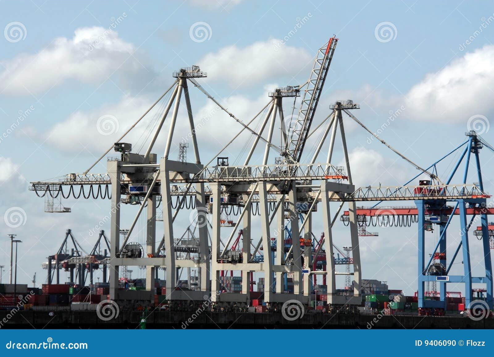 λιμάνι γερανών