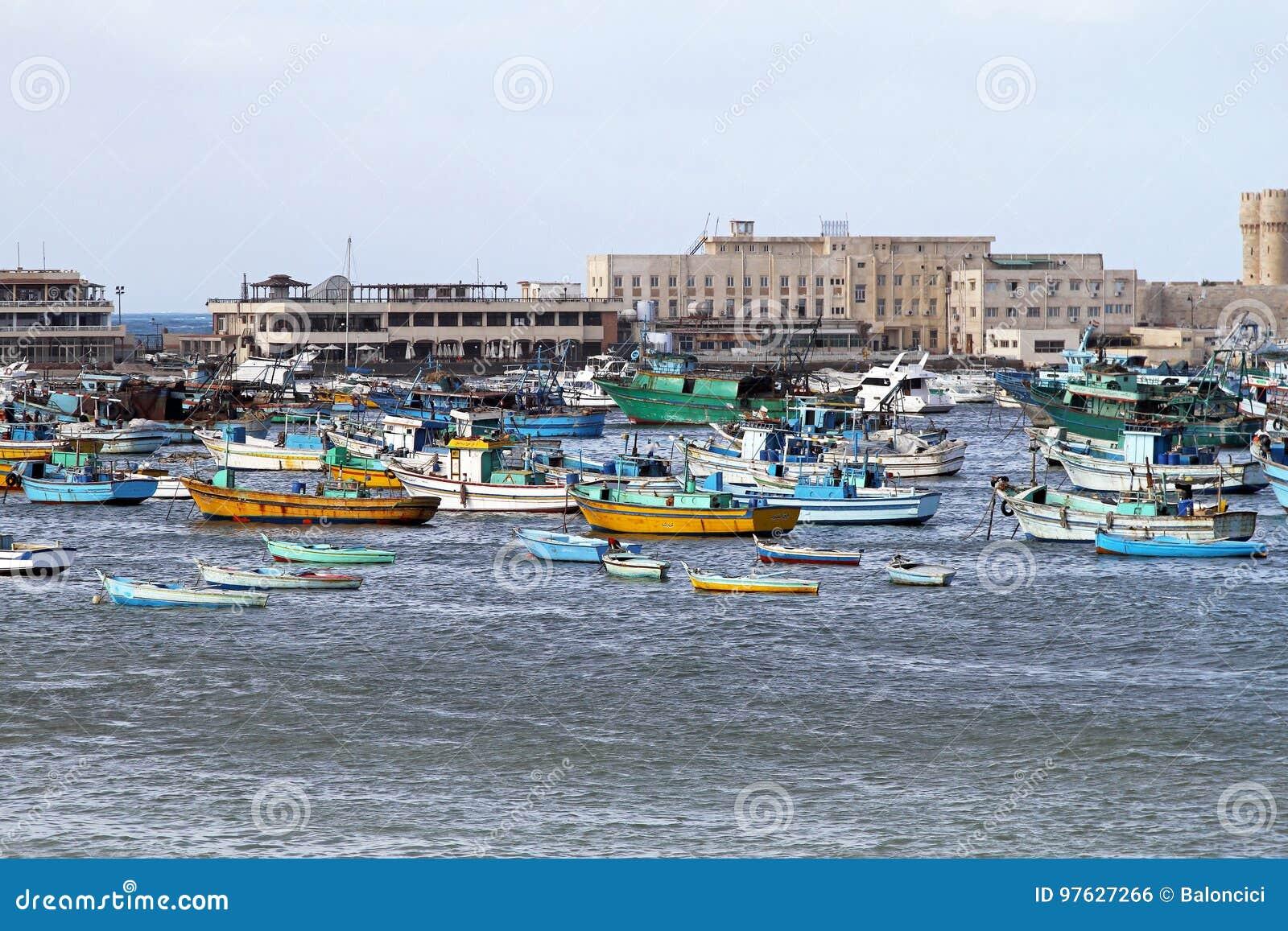 Λιμάνι της Αλεξάνδρειας