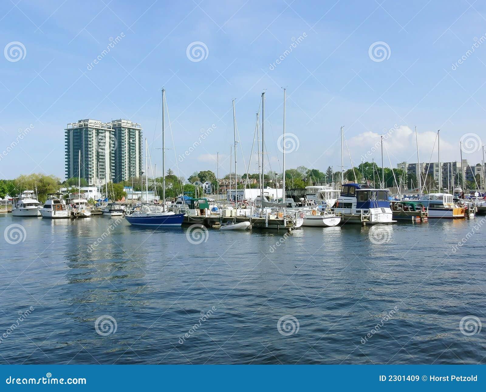 λιμάνι του Χάμιλτον