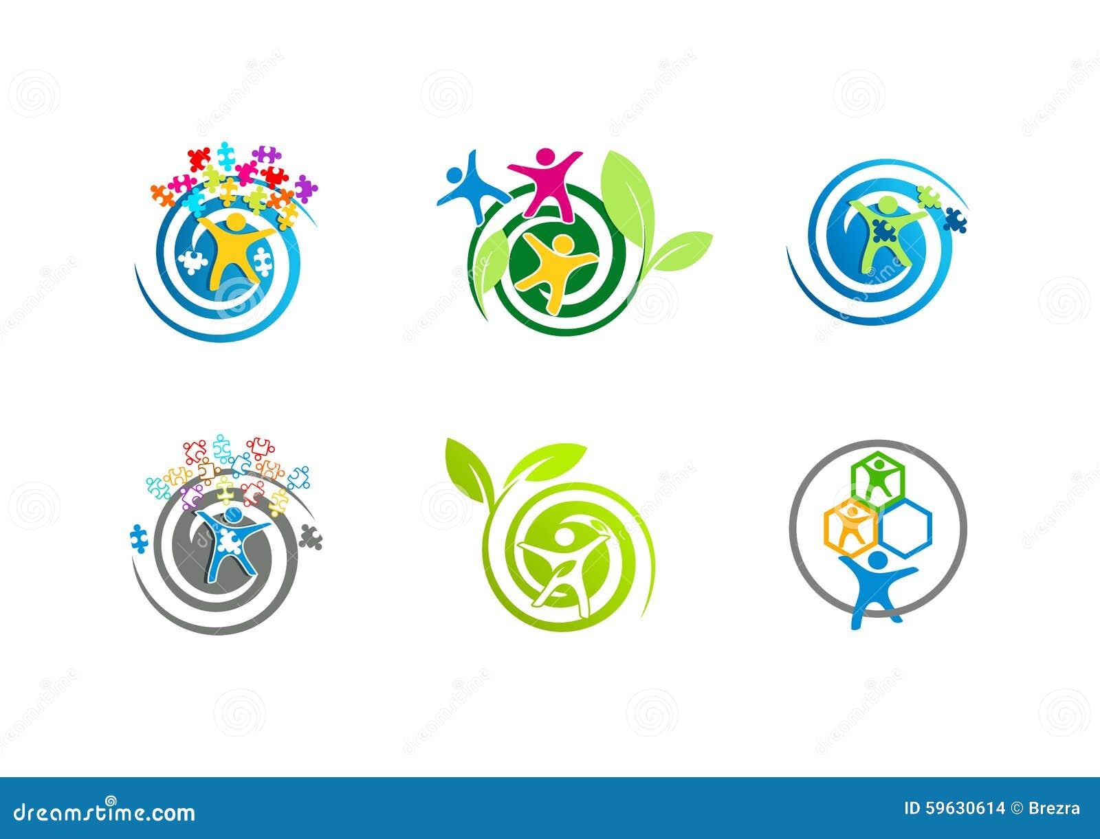Λογότυπα αυτισμού