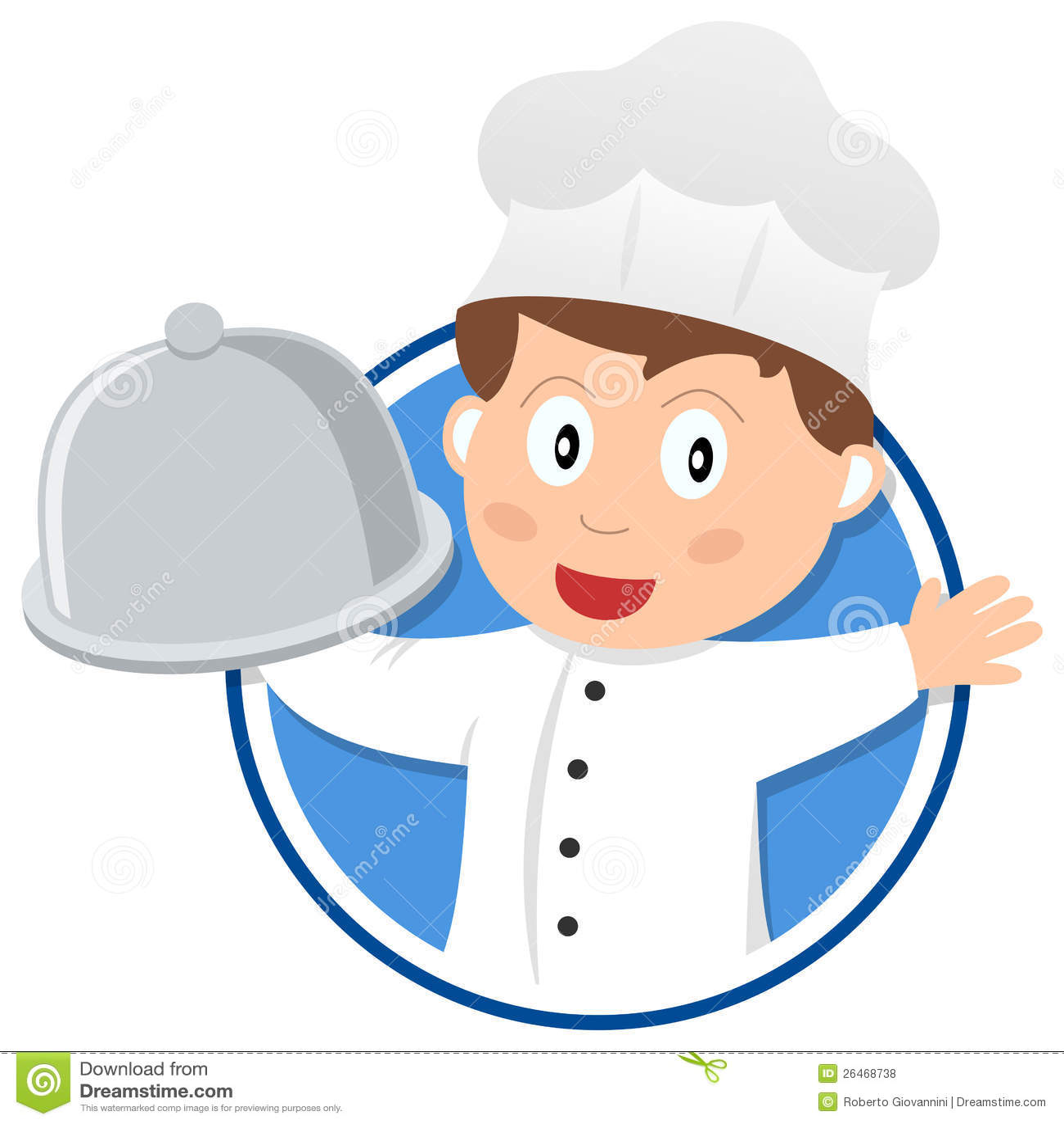 Λογότυπο αρχιμαγείρων εστιατορίων