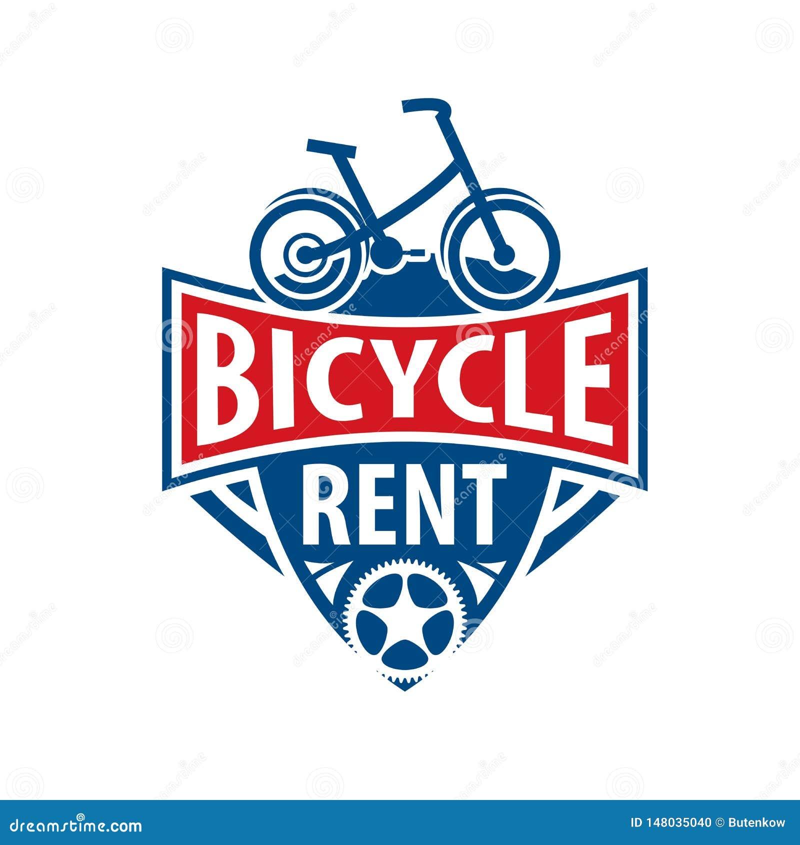 Λογότυπο για το ενοίκιο ποδηλάτων E