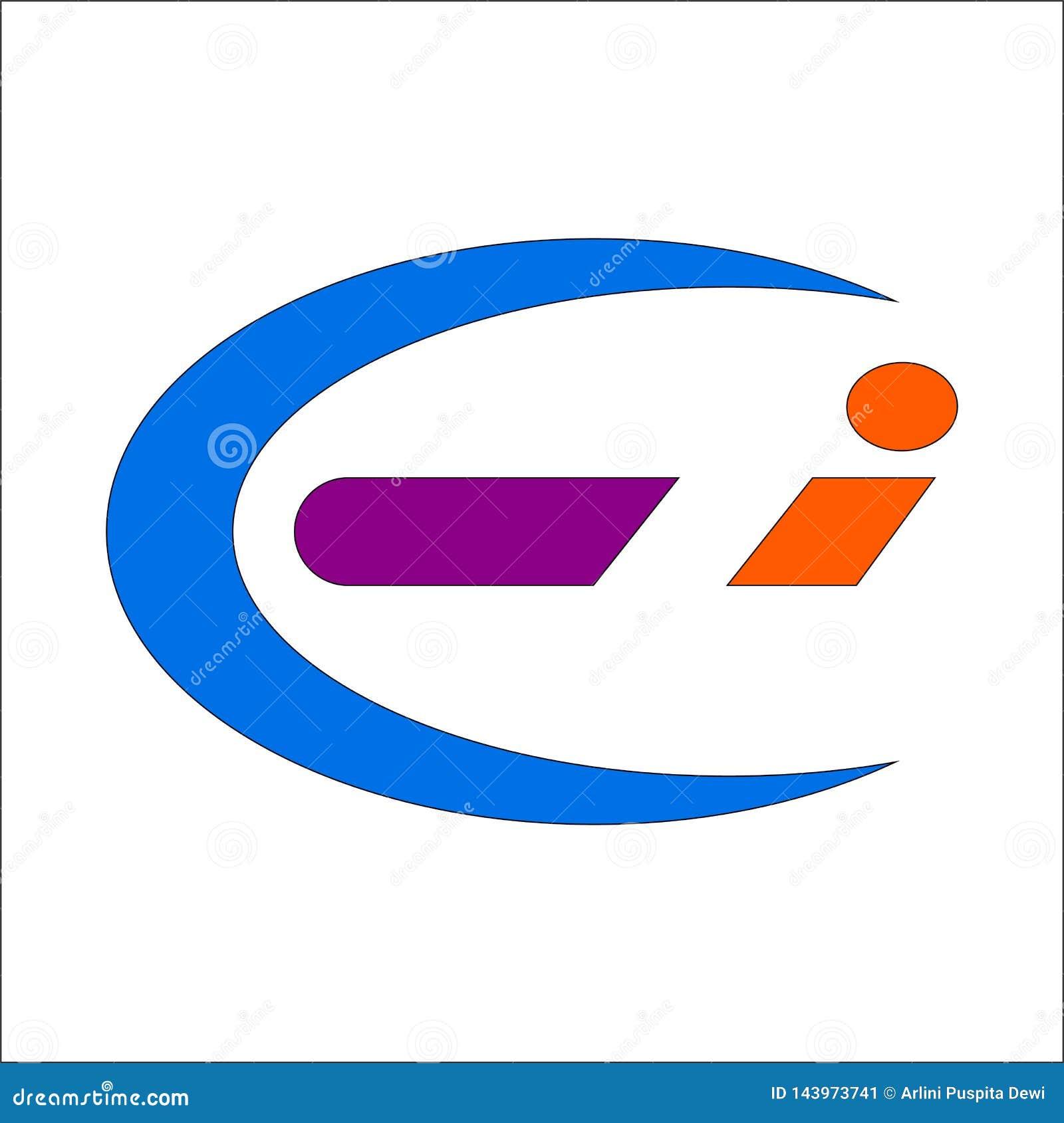 Λογότυπο γραμμάτων Γ E
