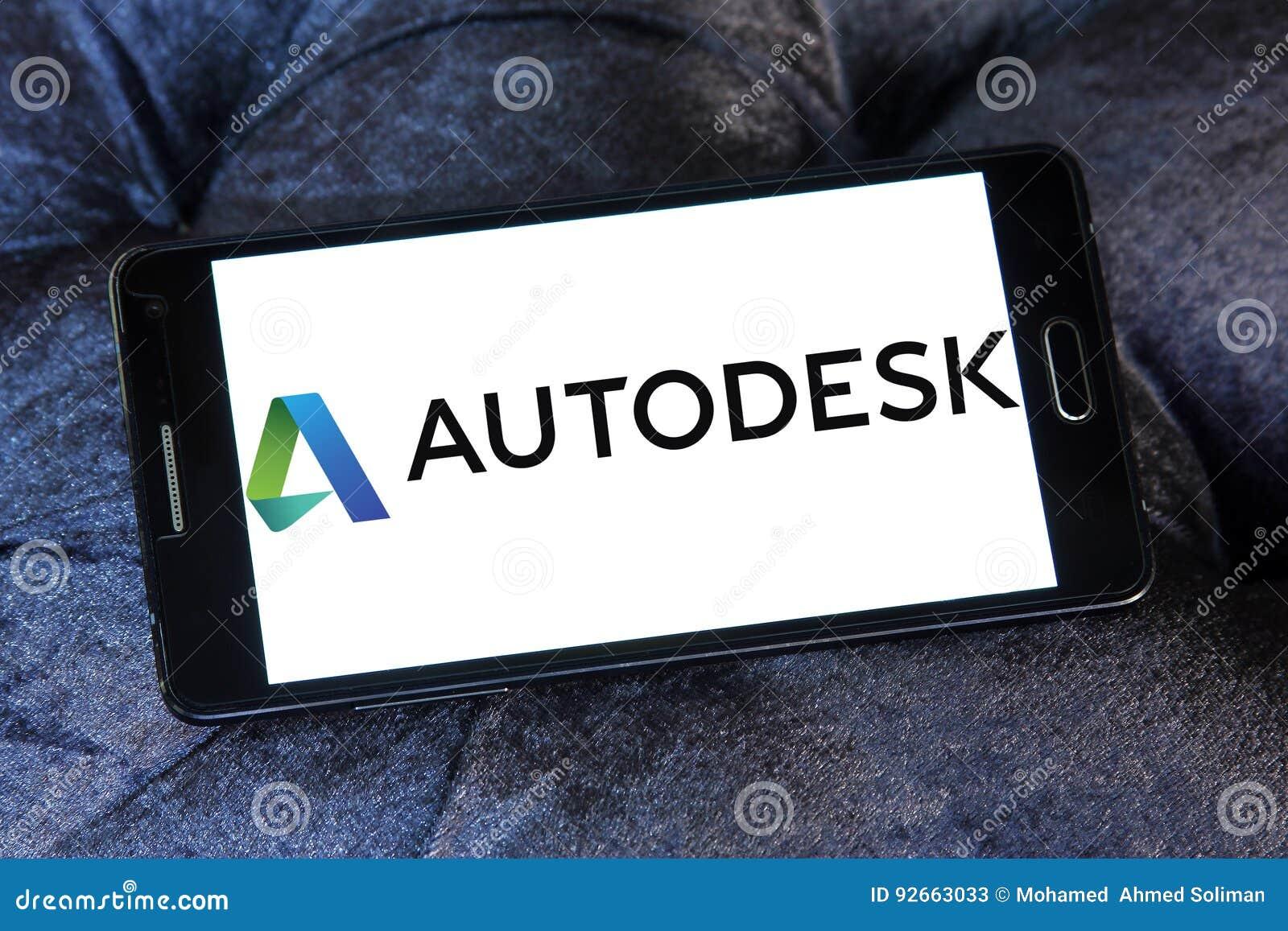 Λογότυπο επιχείρησης Autodesk