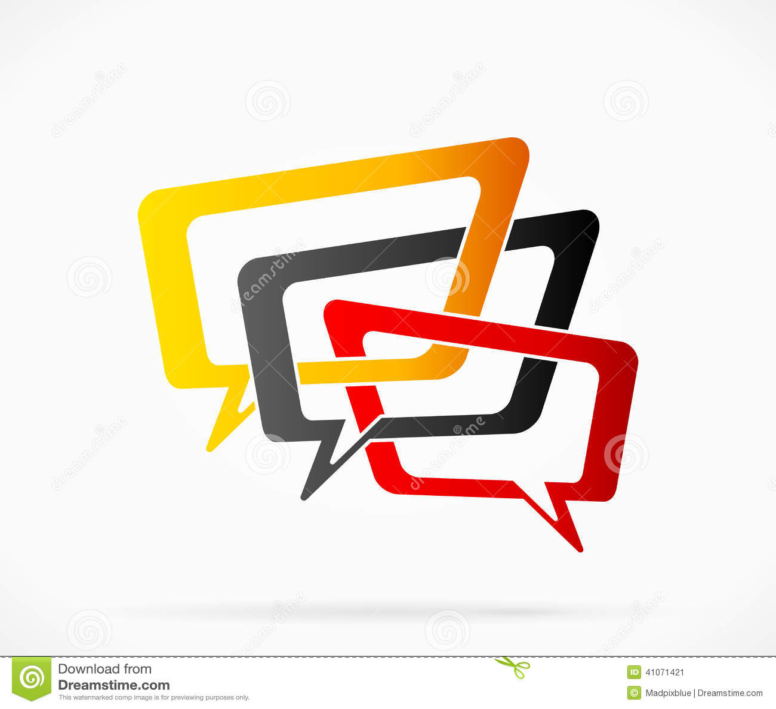 Λογότυπο συνομιλίας
