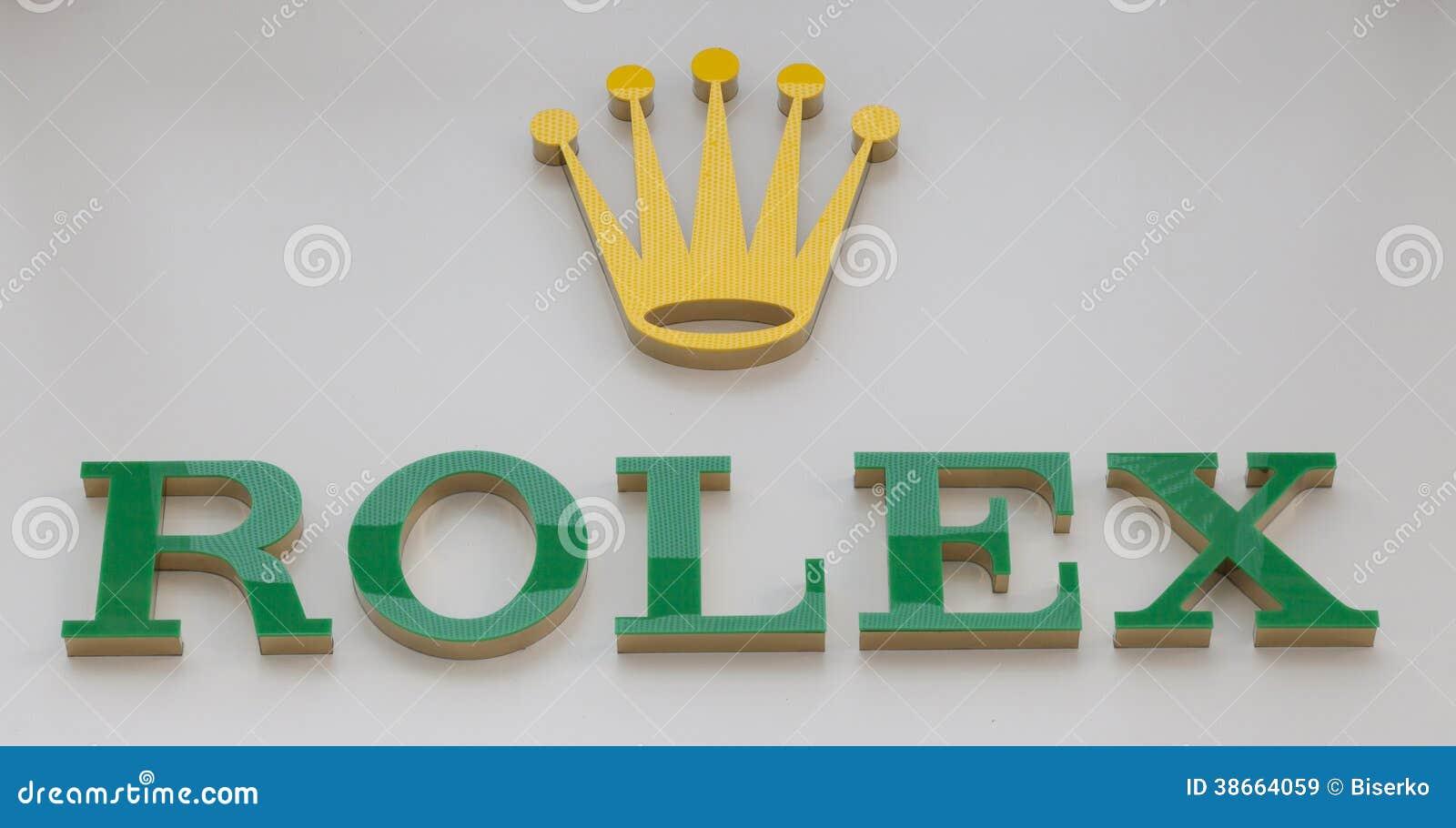 Λογότυπο της Rolex