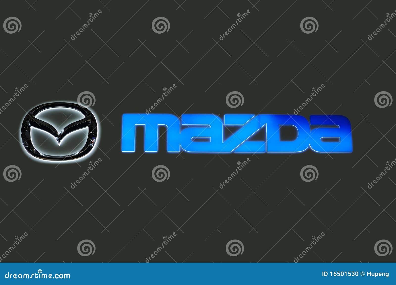 λογότυπο Mazda